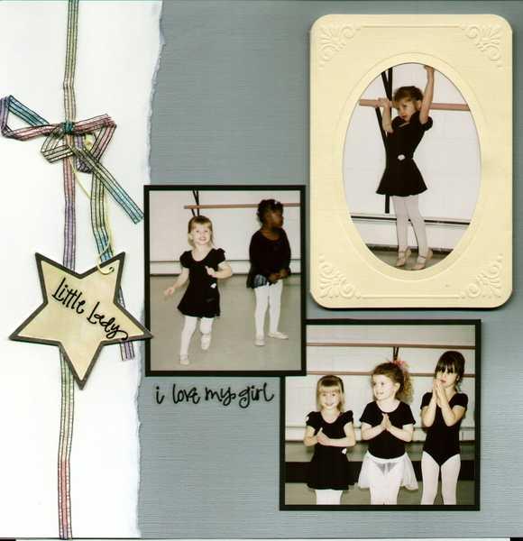 Sarah's ballet