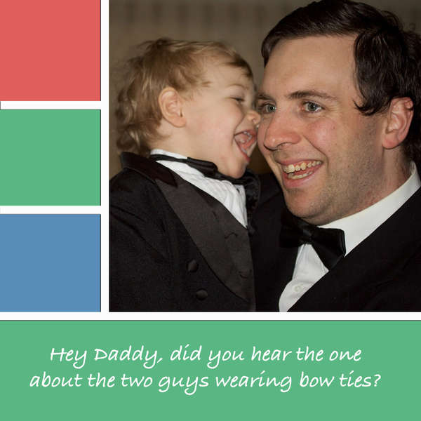 Two guys in bow ties