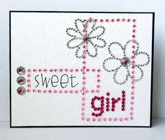 *Zva Creative* Sweet Girl