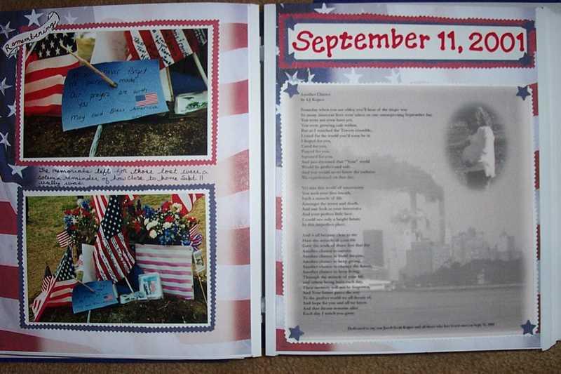 Rememering Sept 11