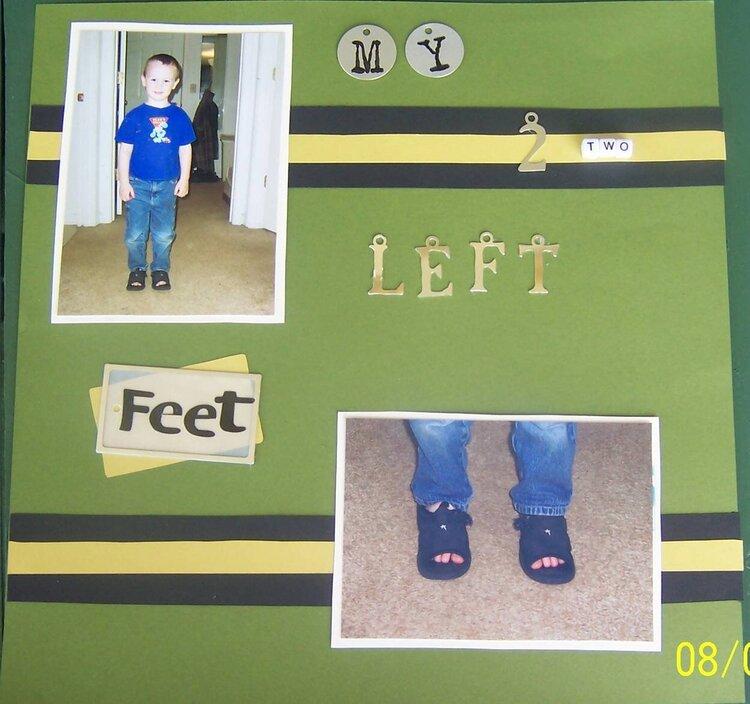 My 2 Left Feet