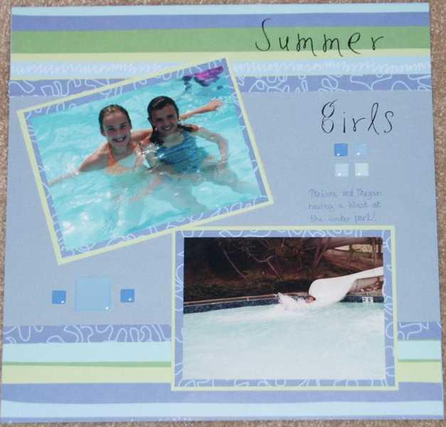 Summer Lovin girls sd1