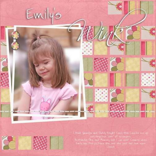 Emily's Wink