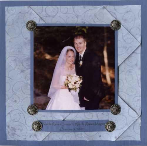 Wedding/Name Change