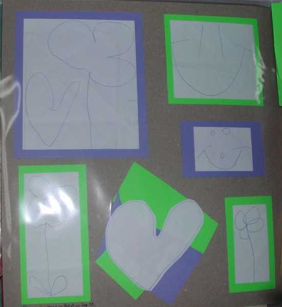 hannah's drawings