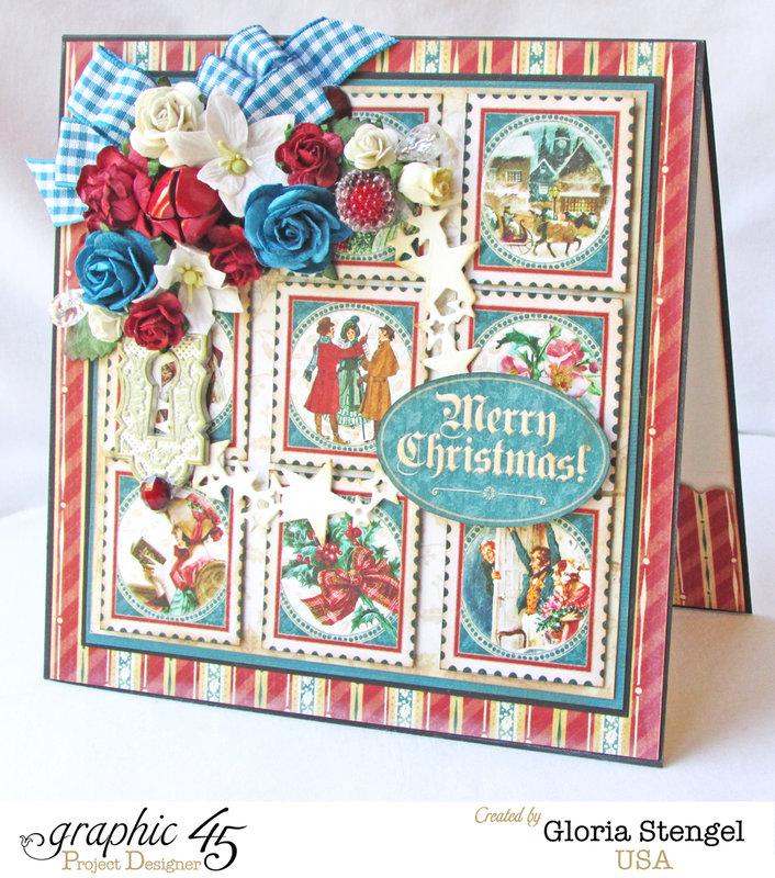 A Christmas Carol square card