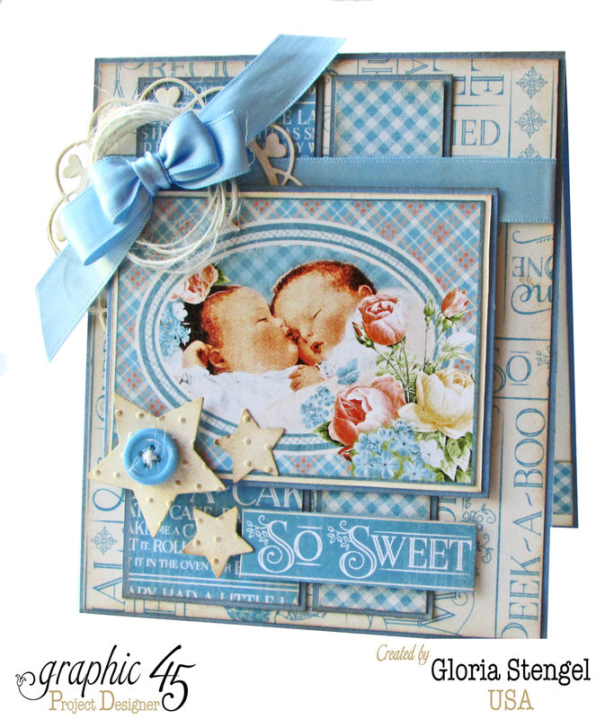 Precious Memories Boy Card