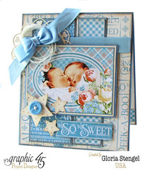 Precious Memories Boy Card
