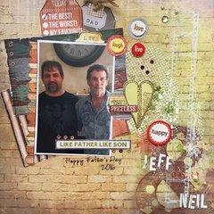 Jeff & neil