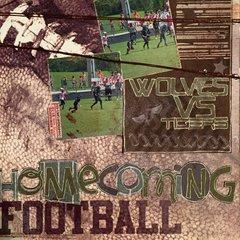 Homecoming Football