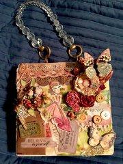 Believe in yourself purse
