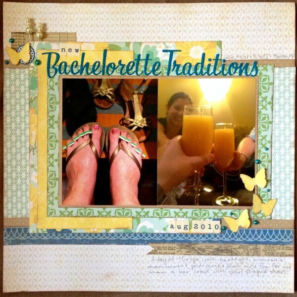 New Bachelorette Traditions LO