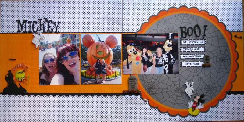 Mickey, Boo *