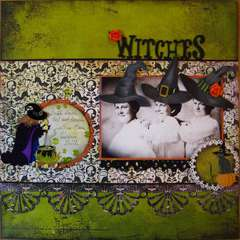 Witches *-