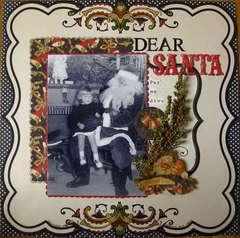 Dear Santa..put me down