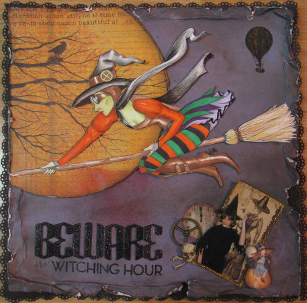 Beware the Witching Hour