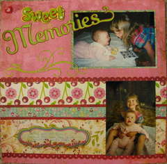 Sweet Memories page 1