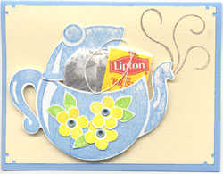 Another Tea Bag Card