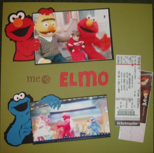 Me & Elmo
