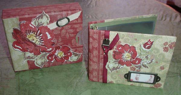 Notebook in SU Mini