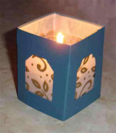 Votive Candle cover