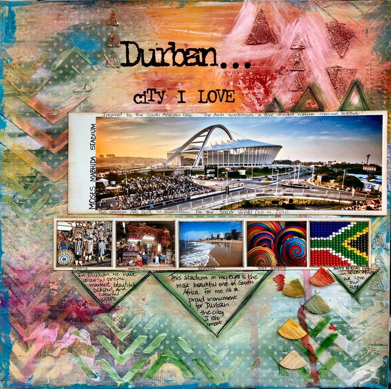 Durban City I love