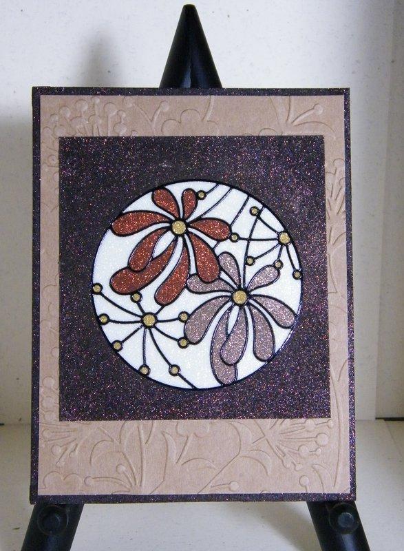 Elizabeth Craft Designs Peel-Offs & Glitter