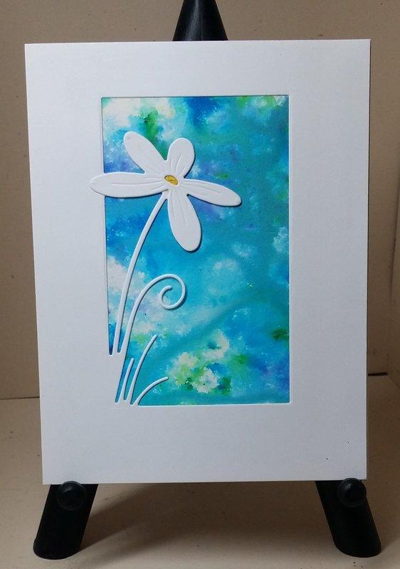 Poppystamps Floral Stem Collage & Brushos