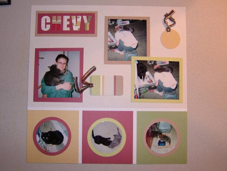 C - Chevy