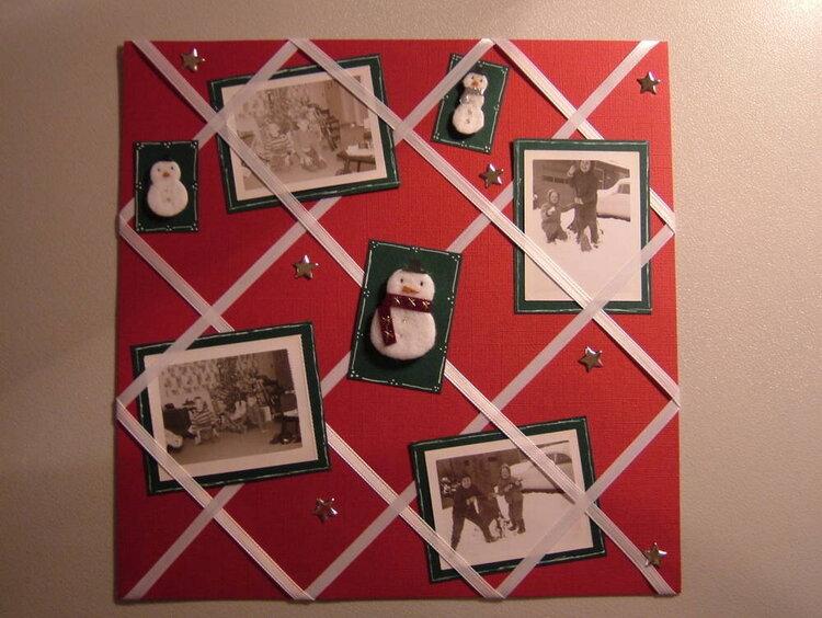 Christmas' Past 3