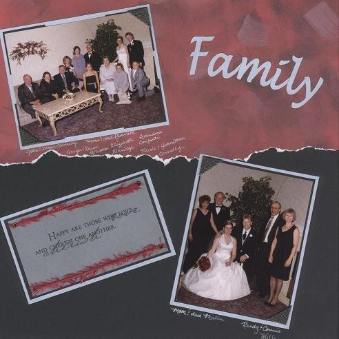 Wedding Album - pg 7