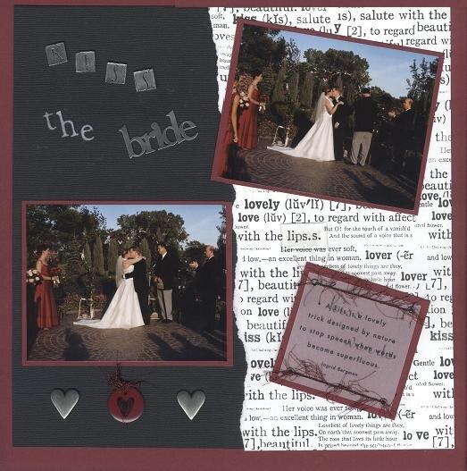Wedding Album - pg 15