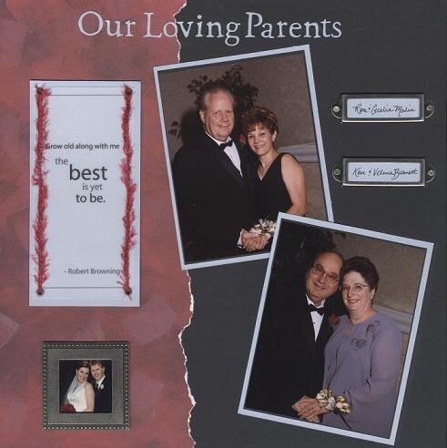 Wedding Album - pg 6