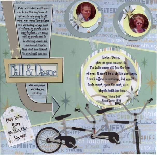 On a bicycle built for two - page 2