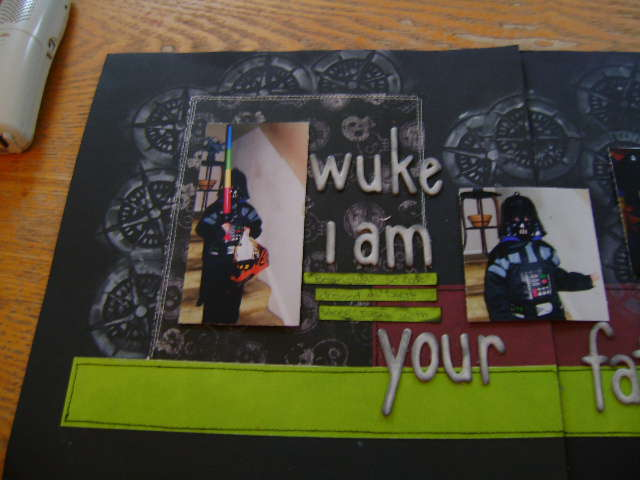 "Page 1 of "" Wuke I Am Your Father"""