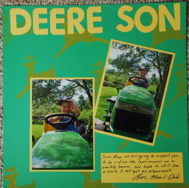 Deere Son