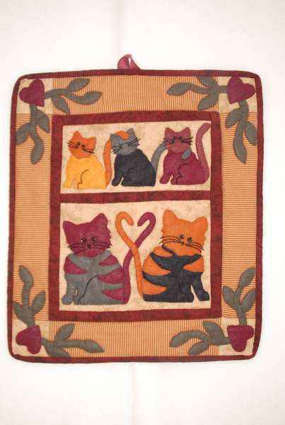 Jane's Wall Hanging
