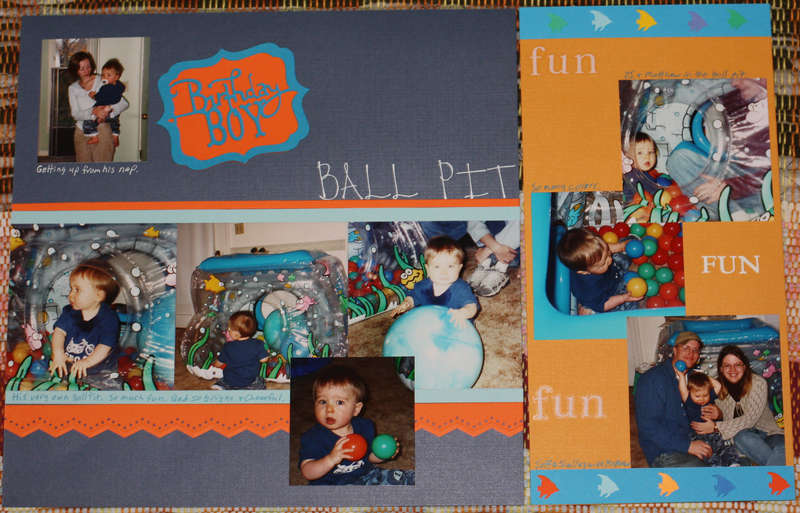 Ballpit & Fun,fun,fun