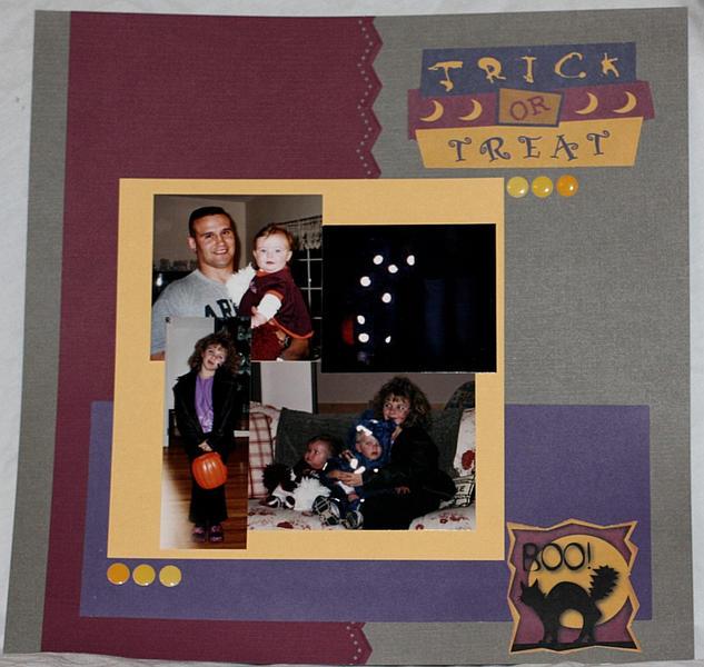 Trick or Treat(L)