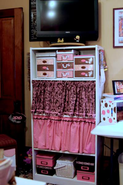 Bookcase re~do