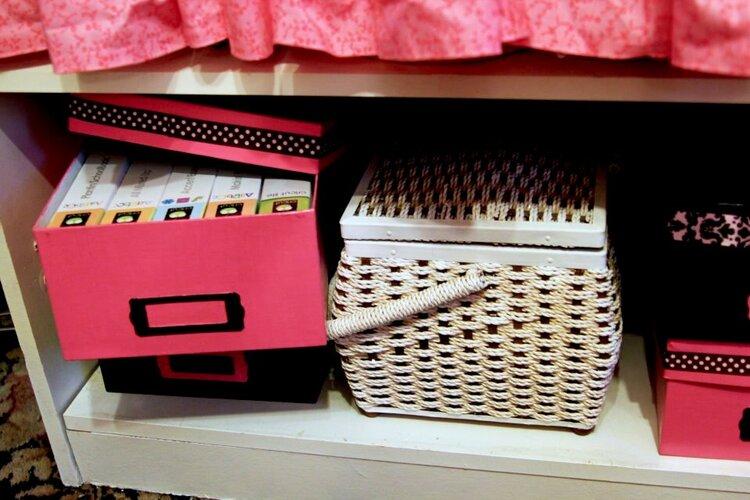 Cricuit Storage Boxes