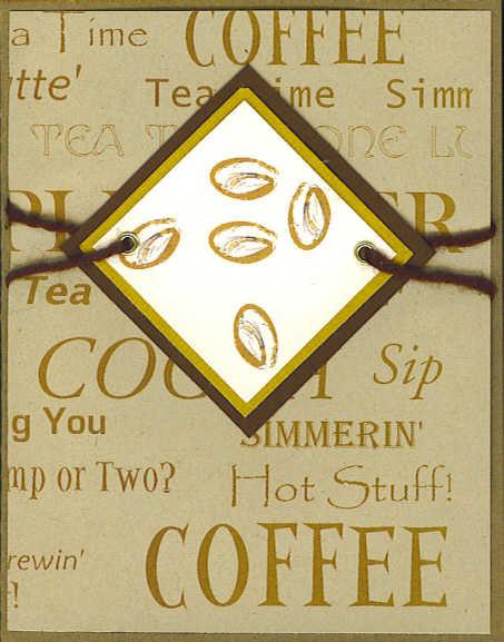 Cuppa' Coffee