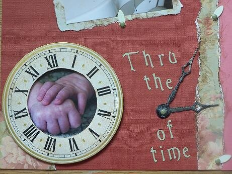 week 2... clock and hands