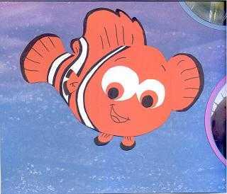 Finding Nemo paper piecing