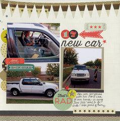 Alec's First Car