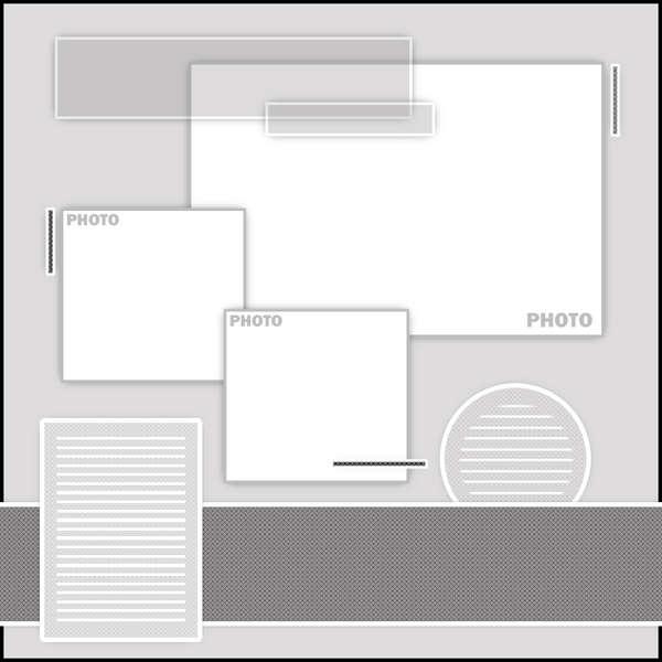 Scrapbook.com Sketch 1