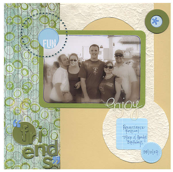 April - A Year to Remember with Heidi Swapp