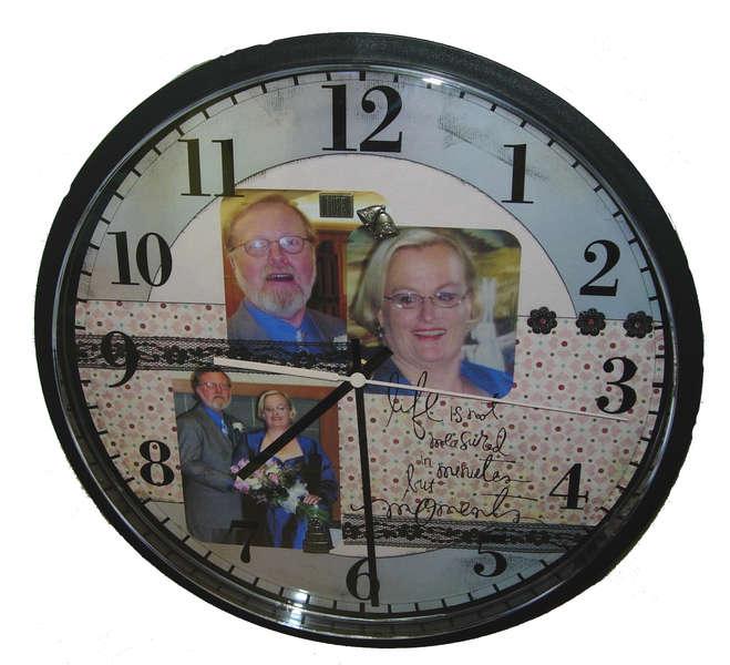 Wedding Altered Clock