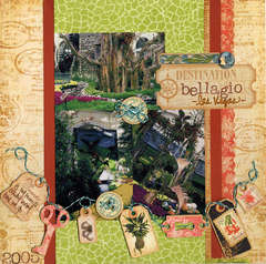 Destination Bellagio