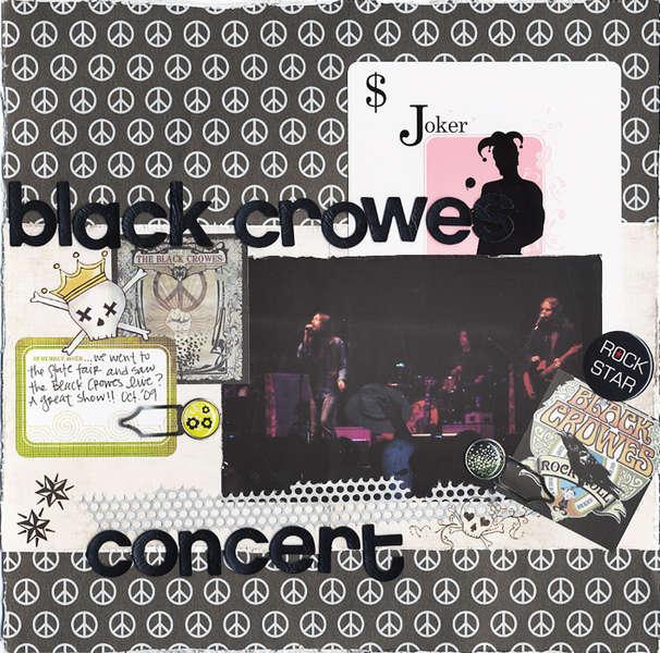 Black Crowes Concert